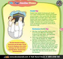 Ibadah Haji Termasuk Jihad di Jalan Allah (30)