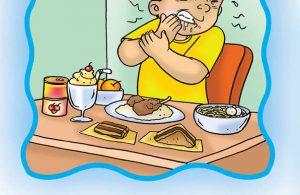 Ini Salah Satu Penyakit yang Membuat tak Enak Makan dan Minum (22)