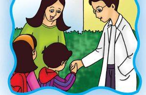 Inilah Alasan Odi Tidak Takut Lagi Ke Dokter Gigi (24)