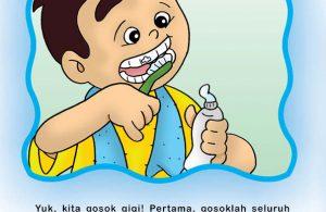 Inilah Cara Menggosok Gigi yang Benar (16)