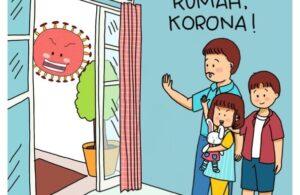 Ebook Seri Covid-19: Jangan Masuk Rumah Korona