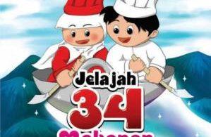 Jelajah 34 Makanan Khas Provinsi di Indonesia