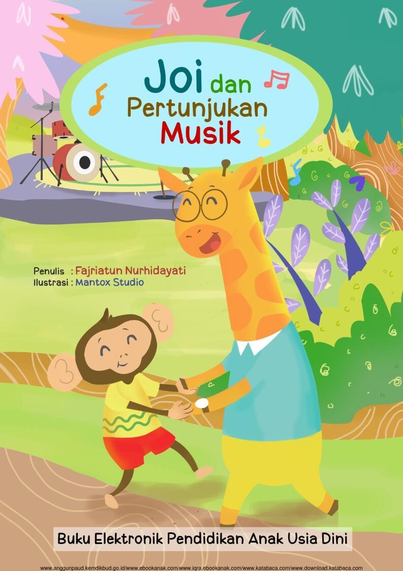 Joi dan Pertunjukan Musik_Fajriatun Nur_Juara2