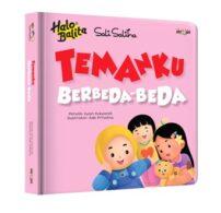 Jual Buku Boardbook Halo Balita Sali Saliha Temanku Berbeda-Beda