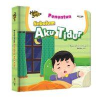 Jual Buku, Halo Balita Penuntun Sebelum Aku Tidur (Boardbook)