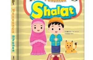Jual Buku, Halo Balita Penuntun Shalat (Boardbook)