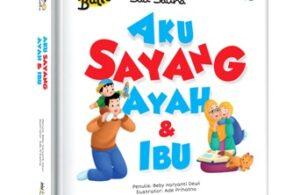 Jual Buku Halo Balita Sali Saliha Aku Sayang Ayah Ibu (Boardbook)