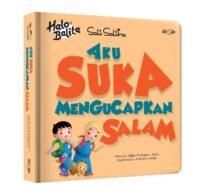 Jual Buku Halo Balita Sali Saliha Aku Suka Mengucapkan Salam (Boardbook)