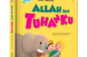 Jual Buku Halo Balita Sali Saliha Allah SWT Tuhanku (Boardbook)