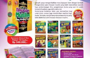 Jual Buku Paket 1 Ilmuwan Muslim yang Dikagumi Dunia