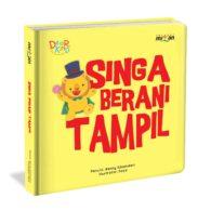 Jual Buku Seri Dear Kind, Singa Berani Tampil