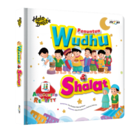 Jual Buku Seri Halo Balita Penuntun Wudhu dan Shalat Boardbook