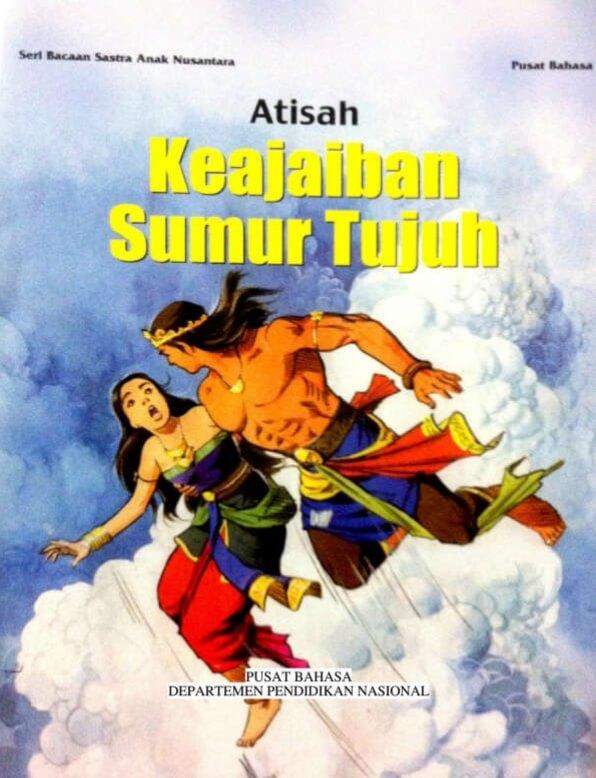 Keajaiban Sumur Tujuh by Atisah
