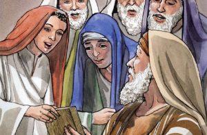 Keinginan Istri Nabi Imran pada Maryam