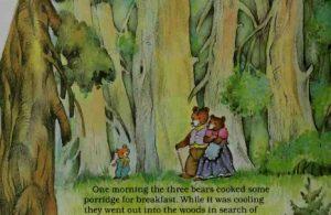 Keluarga Beruang Jalan-Jalan ke Hutan