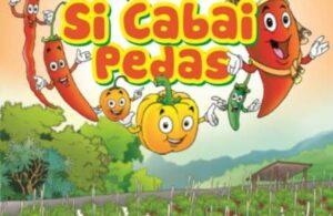 Ebook Seri Komik Pertanian: Keluarga Cibi Si Cabai Pedas