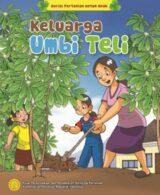 Ebook Seri Komik Pertanian: Keluarga Umbi Teli