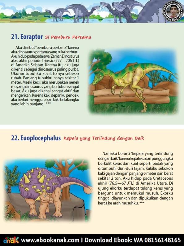 Kenapa Eoraptor Disebut Dinosaurus Paling Purba (11)