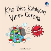 Kita Bisa Kalahkan Virus Corona