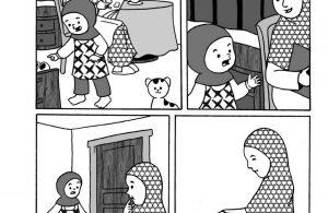 Komik Adab Nabi Muhammad, Bertutur Sopan pada Orangtua