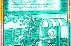 Komik Ibadah Anak Muslim Centil-Centil Cerdas (46)