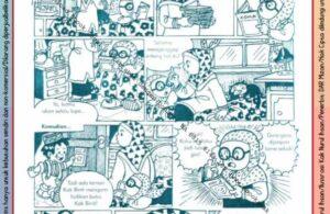 Komik Ibadah Anak Muslim Centil-Centil Cerdas, Buku Pinjaman (25)