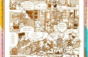 Komik Ibadah Anak Muslim Centil-Centil Cerdas, Jambu Air (26)