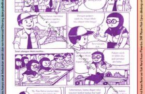 Komik Ibadah Anak Muslim Centil-Centil Cerdas, Pulpen Ajaib (39)