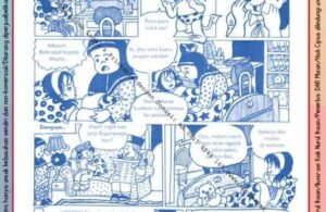 Komik Ibadah Anak Muslim Centil-Centil Cerdas, Sakit Bohongan (17)