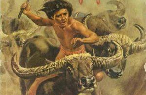Komik-PDF-Mowgli-The-Jungle-Book-No.-582-Tahun-1953