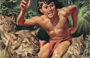 Komik PDF Mowgli The Jungle Book No. 620 Tahun 1955