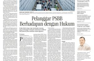Koran Digital Media Indonesia 9 April 2020
