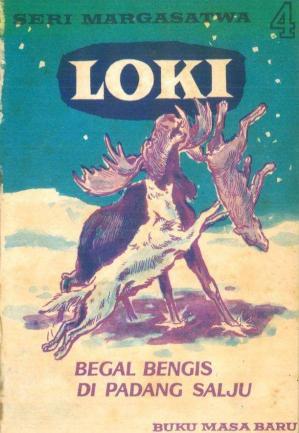 Loki, Begal Bengis Di Padang Salju