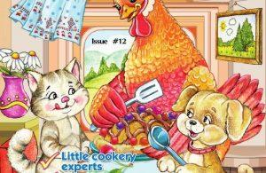 Majalah Anak Digital Magic Kingdom, Hardworking Hen