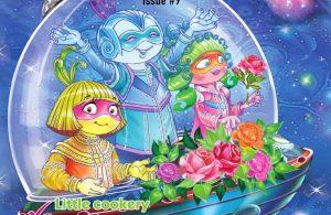 Majalah Anak Digital Magic Kingdom, Moon Cow