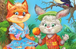 Majalah Anak Digital Magic Kingdom, The Clever hare