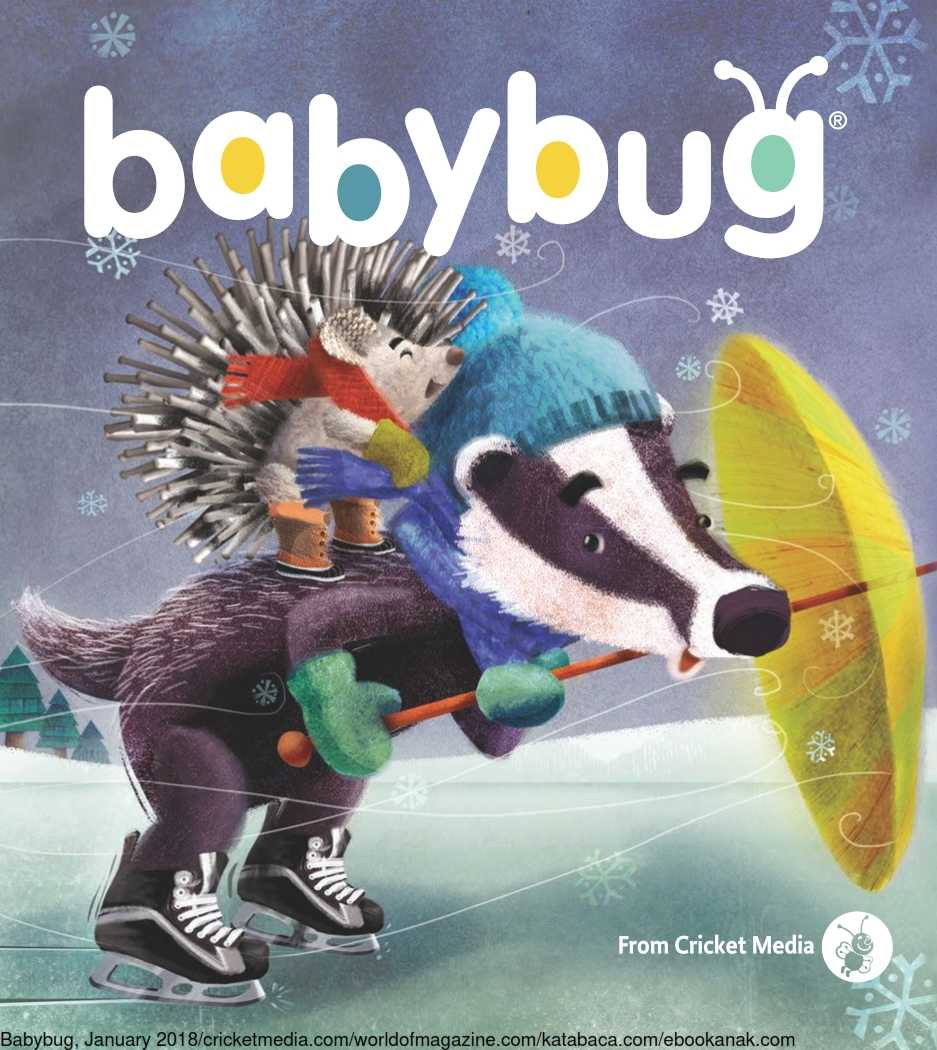 Majalah Babybug January 2018