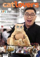 Majalah Digital Catlovers Edisi 12: Solusi Bulu Indah pada Kucing Anda