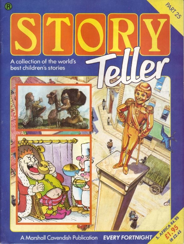 Majalah Cerita Anak Story Teller 1 Part 25