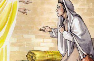 Malaikat Menemui Maryam