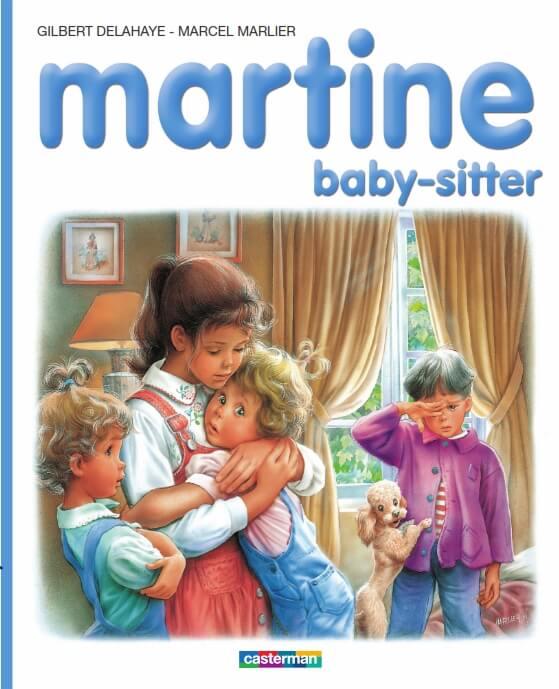 Martine baby sitter