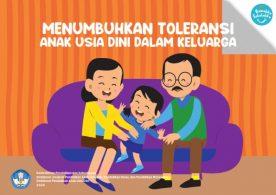 Menumbuhkan Toleransi Anak Usia Dini dalam Keluarga