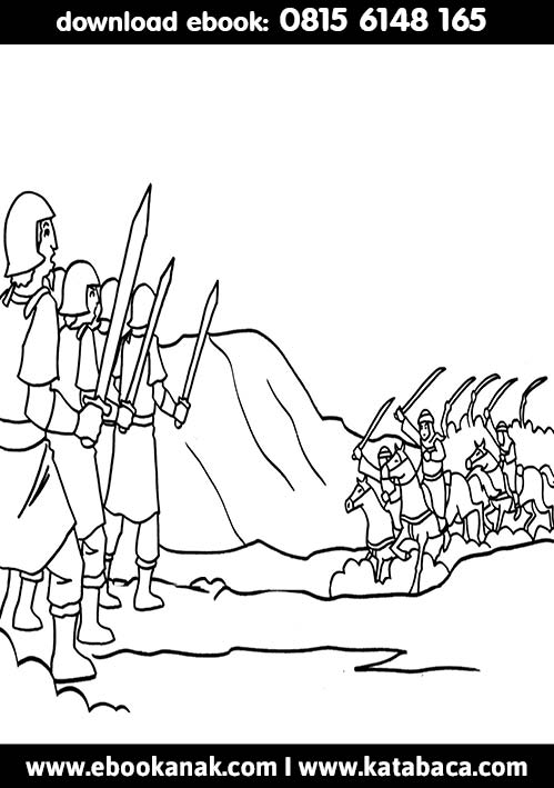Cara Hebat Khalid bin Walid Memukul Mundur Pasukan Romawi