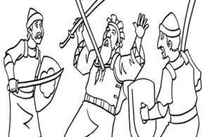 Kematian Musailamah Si Nabi Palsu yang Mengenaskan di Medan Perang
