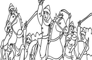 Rasulullah Dilempari Batu oleh Utbah di Perang Uhud hingga Terluka Parah