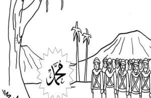 Tiga Ribu Pasukan Muslim Menghadapi Seratus Ribu Pasukan Musuh