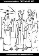 Mewarnai Gambar Khalid bin Walid3