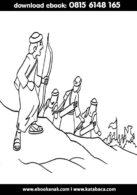 Mewarnai Gambar Khalid bin Walid9
