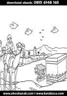 Mewarnai Gambar Kisah Khadijah binti Khuwailid (1)