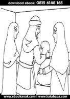 Mewarnai Gambar Sahabat Nabi, Utsman bin Affan (24)